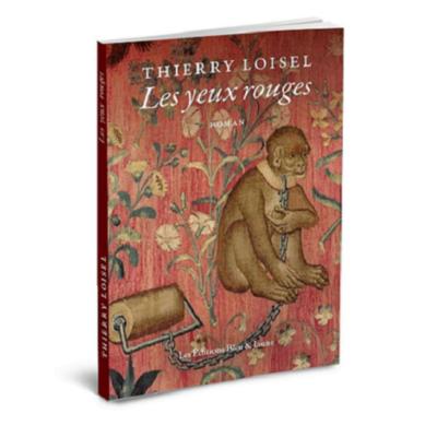 Les yeux rouges, Thierry Loisel, Les Éditions Bleu et Jaune