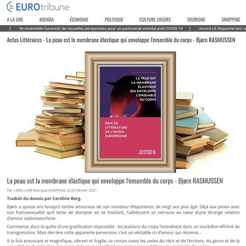 «La peau» (Eurotribune)
