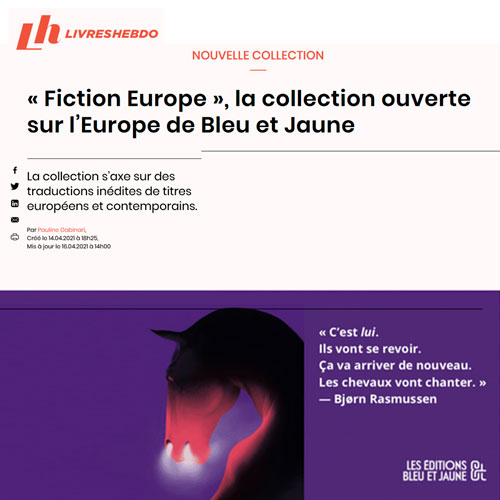 Collection-Fiction Europe livreshebdo